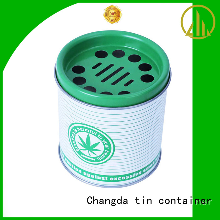 Changda custom ashtrays oem&odm best factory supply