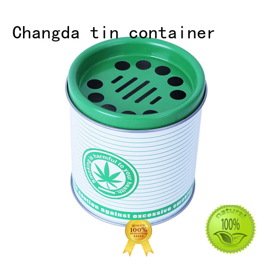 Changda metal ashtray bulk best factory supply