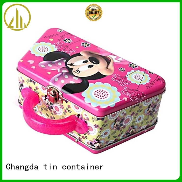 hot-sale tin lunch boxes food grade fast delivery