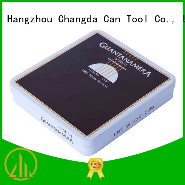 latest cigarette tin fast delivery best quality
