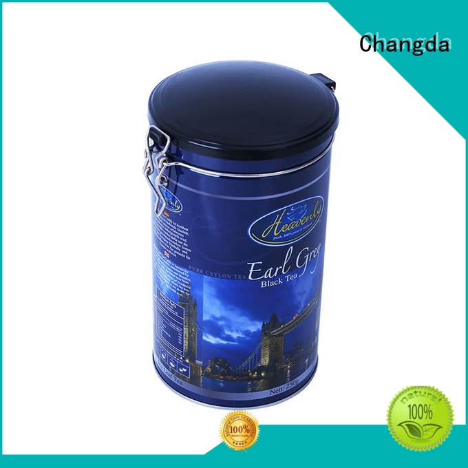 Changda metal tins wholesale free sample