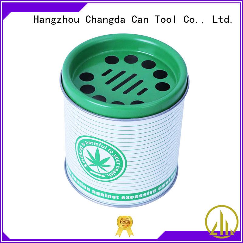 Changda custom ashtrays shatterproof best factory supply