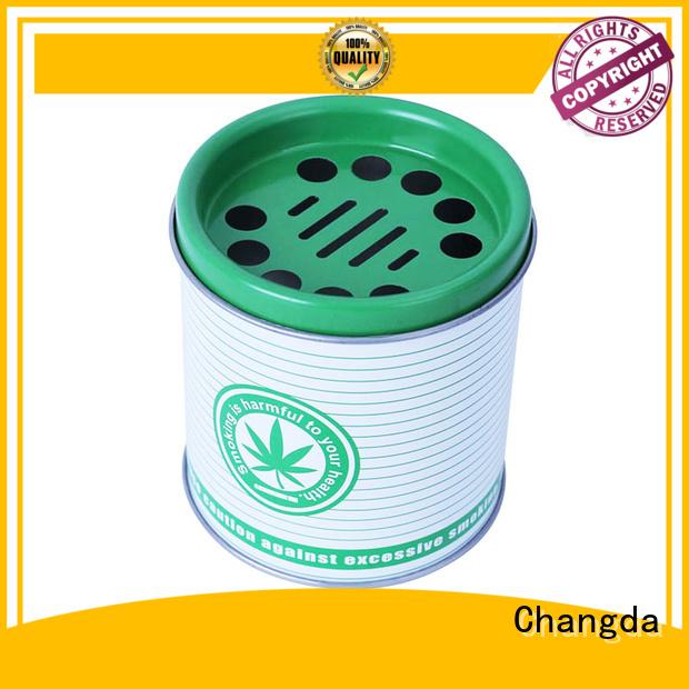 Changda custom ashtrays best factory supply