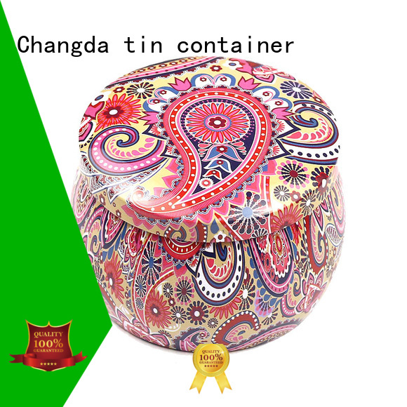 Changda candy canister bulk supply