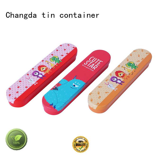 Changda stationery box custom bulk supply