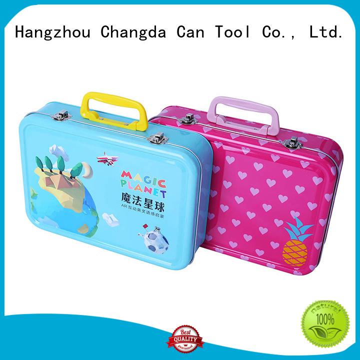 Changda bulk supply tin lunch boxes factory price from top supplier