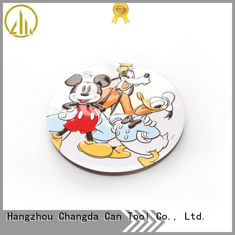 Changda candy buffet containers custom factory supply