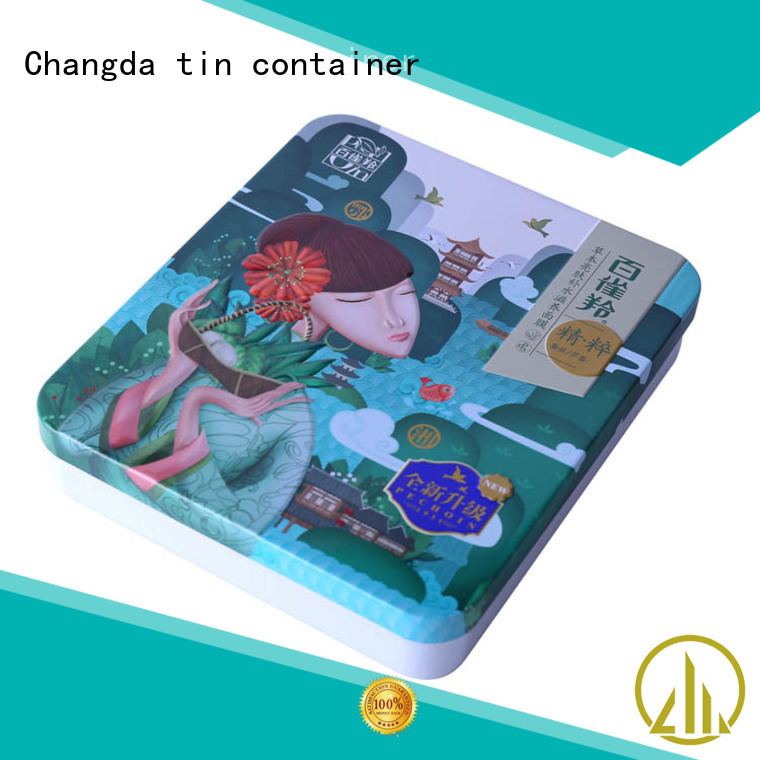 Changda storage tins universal fast delivery