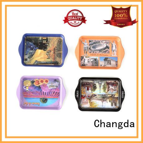 Changda tin tray factory supply for restuarant