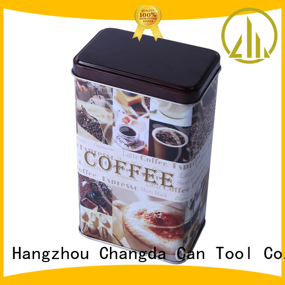 Changda high quality metal tins wholesale light weight for gift