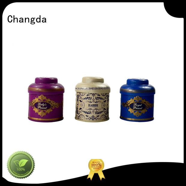 Changda bulk supply custom tins hot-sale