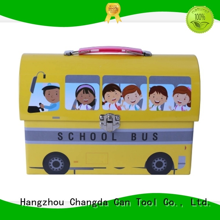 Changda eco friendly lunch box factory price from top supplier