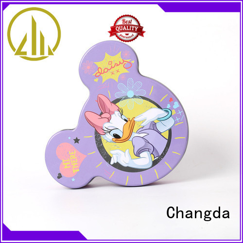 Changda metal tin containers high quality oem&odm