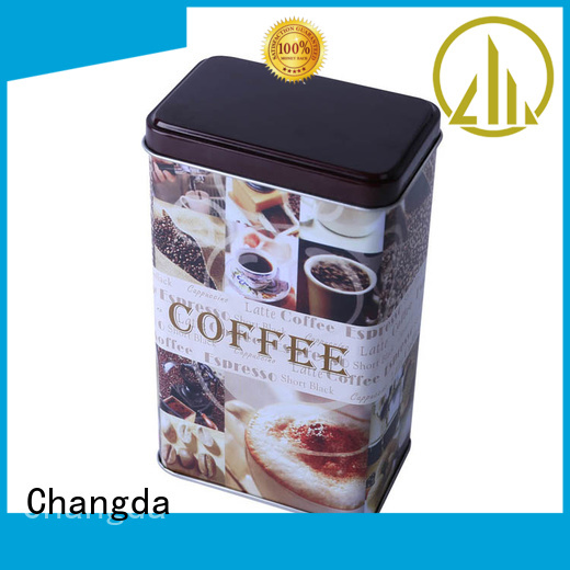 Changda coffee container light weight factory supply