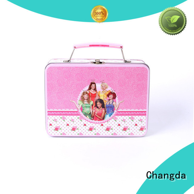 Changda hot-sale eco friendly lunch box gift free sample