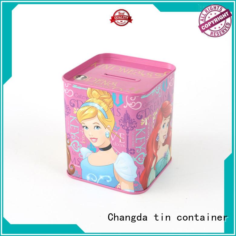best selling stationery tin box custom factory supply