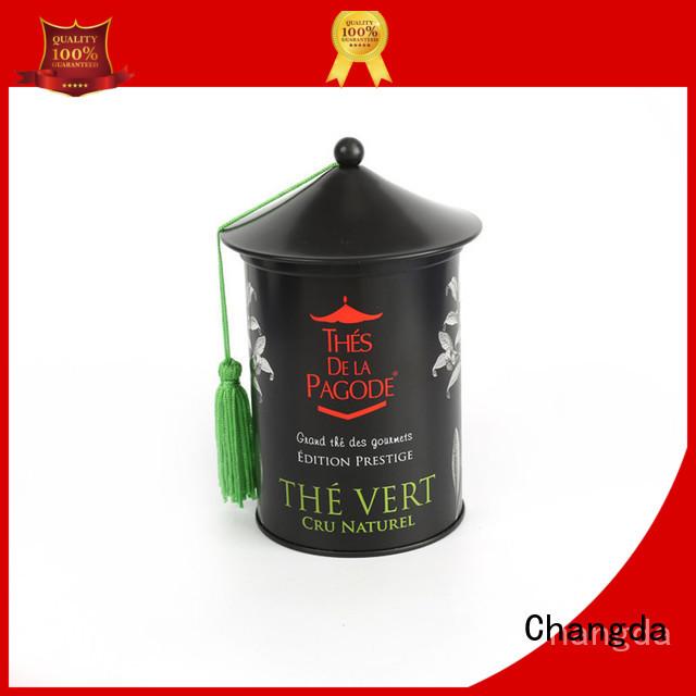 Changda tin box durable food grade