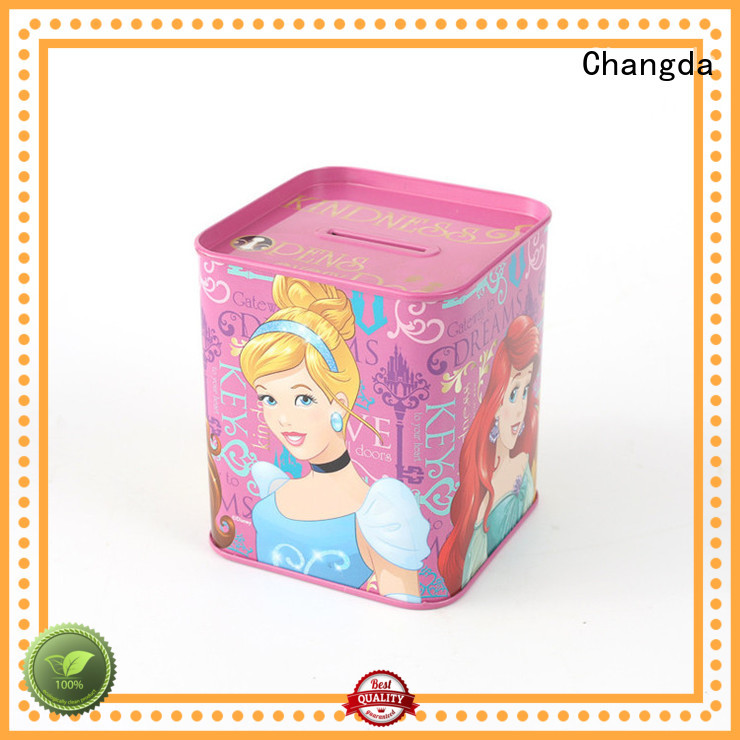 Changda best selling stationery box odm&odm bulk supply