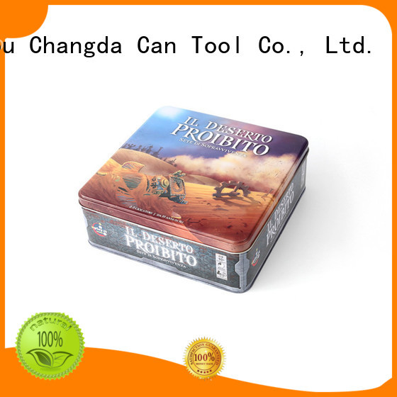 Changda best puzzle box universal oem&odm