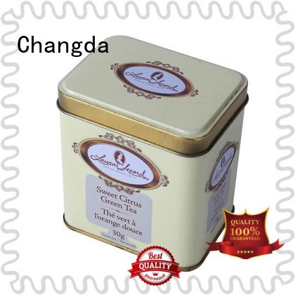 bulk supply tea tins wholesale stainless