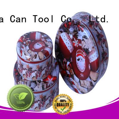 Changda storage tins for packing