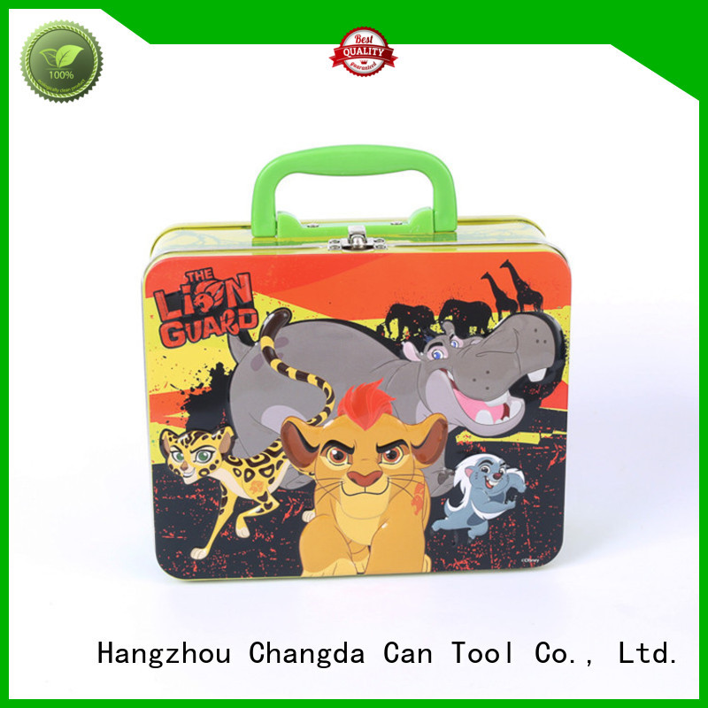 Changda eco friendly lunch box fast delivery