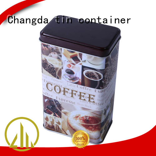 hot-sale coffee container beautiful design factory supply
