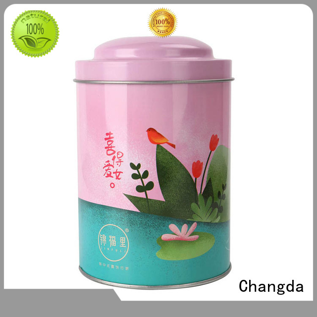 Changda oem&odm tea tins wholesale hot-sale for bar
